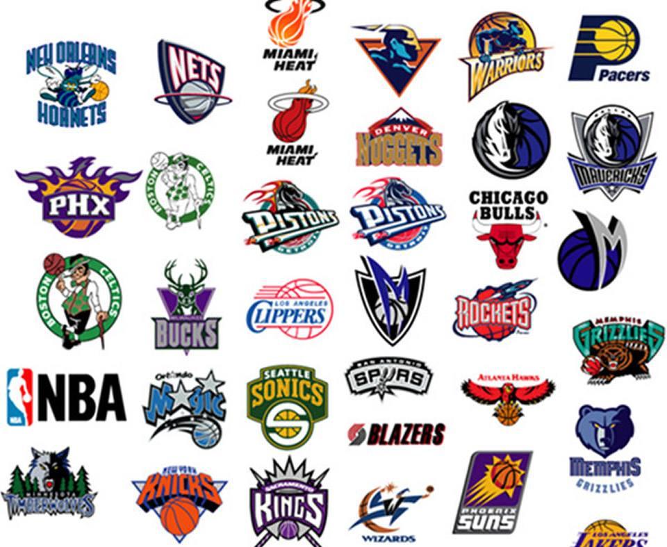 NBA篮球队的名字